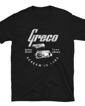 Greco Screamin 82 tshirt